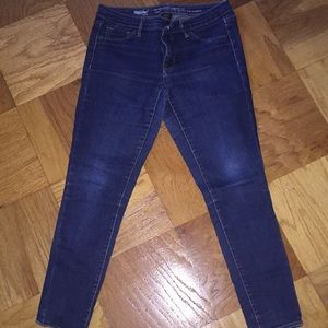 Skinny Low Ride Jeans